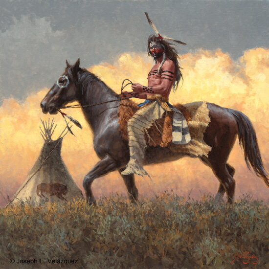 A Lakota Leader