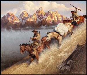 Race to Jackson's Hole print ff