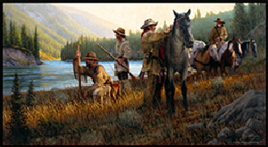 Snake River Expedition print ff
