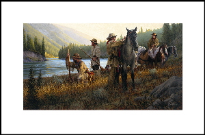 Snake River Expedition print whb